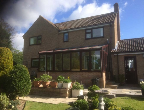 Conservatory in St Neots
