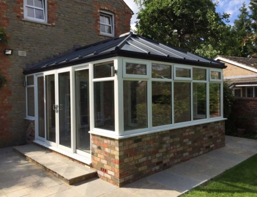 Conservatory with Warmroof in Cambridgeshire