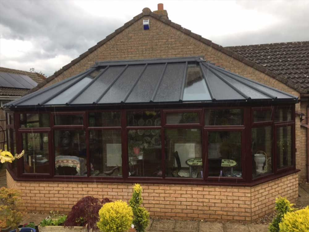 Conservatory with Warmroof