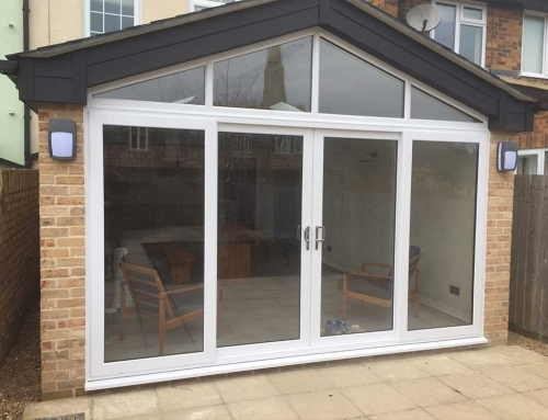 Home Extension in Huntingdon