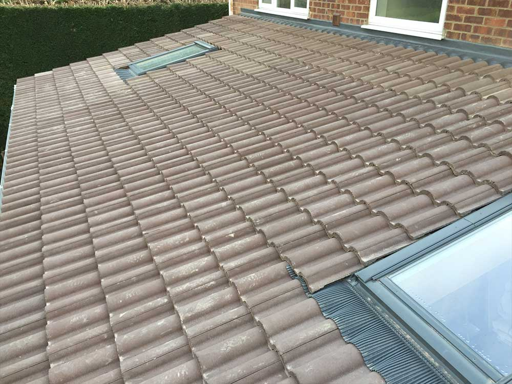 WarmROOF Supplied & Fitted in Cambridgeshire